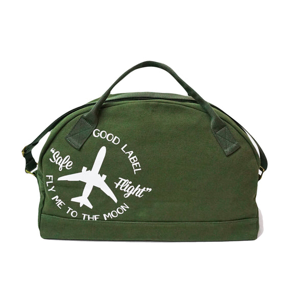 OGL FMTTM TRAVELLING GYM BAG GREEN