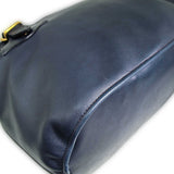 OGL 9981 DOCTOR'S FULL LEATHER BAG BLUE