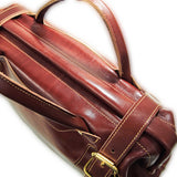 OGL 9981 DOCTOR'S FULL LEATHER BAG BROWN
