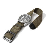 OGL ONLY GOOD LIFE WTC FAB MIL WEBBING WATCH STRAP