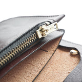 OGL CONDOR LONG LEATHER WALLET YANKEE BROWN