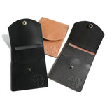 OGL FMTTM PASSPORT LEATHER HOLDER