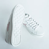 BATA HERITAGE JOHN WOODEN LO-TOP PINK (LADIES)