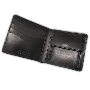 OGL KINGSMAN CLASSIC COIN BI-FOLD LEATHER WALLET