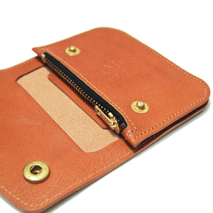 OGL WX2 SHORT YANKEE LEATHER WALLET