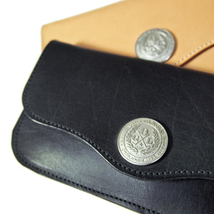 OGL WX2 CONCHO LONG LEATHER WALLET (2015)