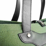OGL 9981 TOTE BAG CARRY-ALL GREEN