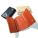 OGL WX2 TRUCKER TRIFOLD MID LEATHER WALLET