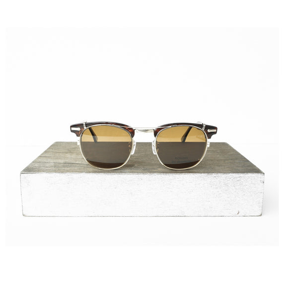 SHURON RONSIR CLIP-ON SHADE POLARIZED GOLD