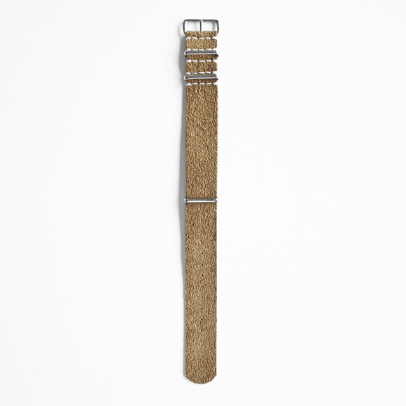 OGL WTC ROUGH-OUT NATO WATCH STRAP 22MM