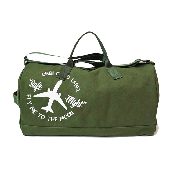 OGL FMTTM TRAVELLING DUFFEL BAG GREEN
