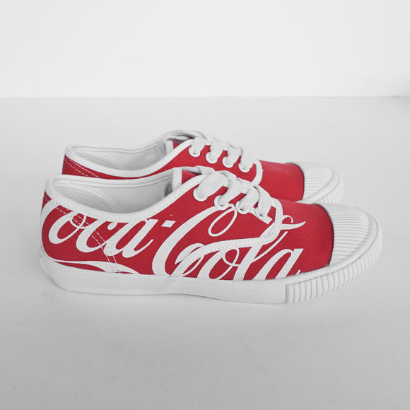 BATA HERITAGE TENNIS COCA COLA SIGNATURE (LADIES)