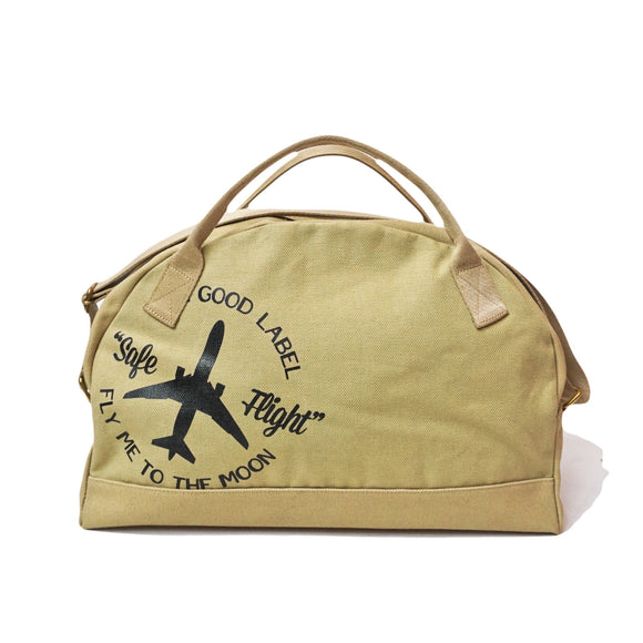 OGL FMTTM TRAVELLING GYM BAG KHAKI