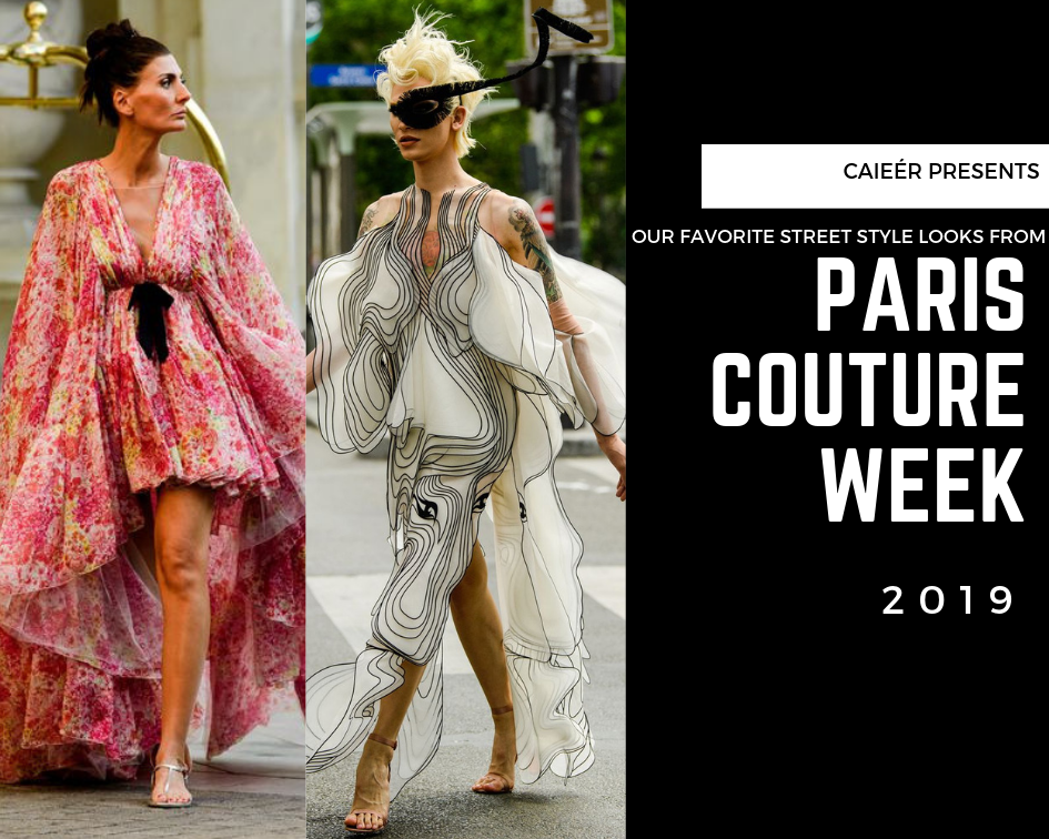 Our Favorite Street Style Looks From Paris Couture Week