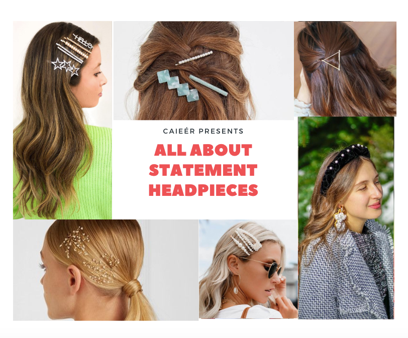 All About Statement Headpieces