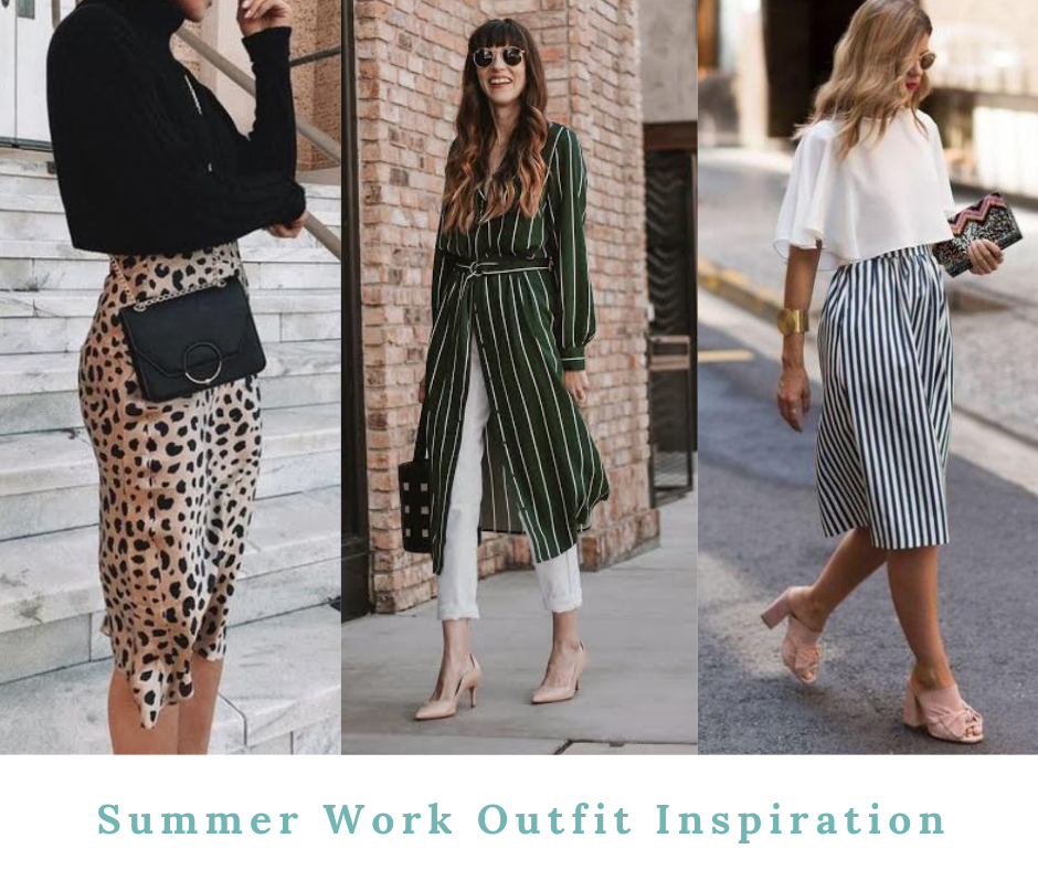 Summer Work Outfit Inspiration