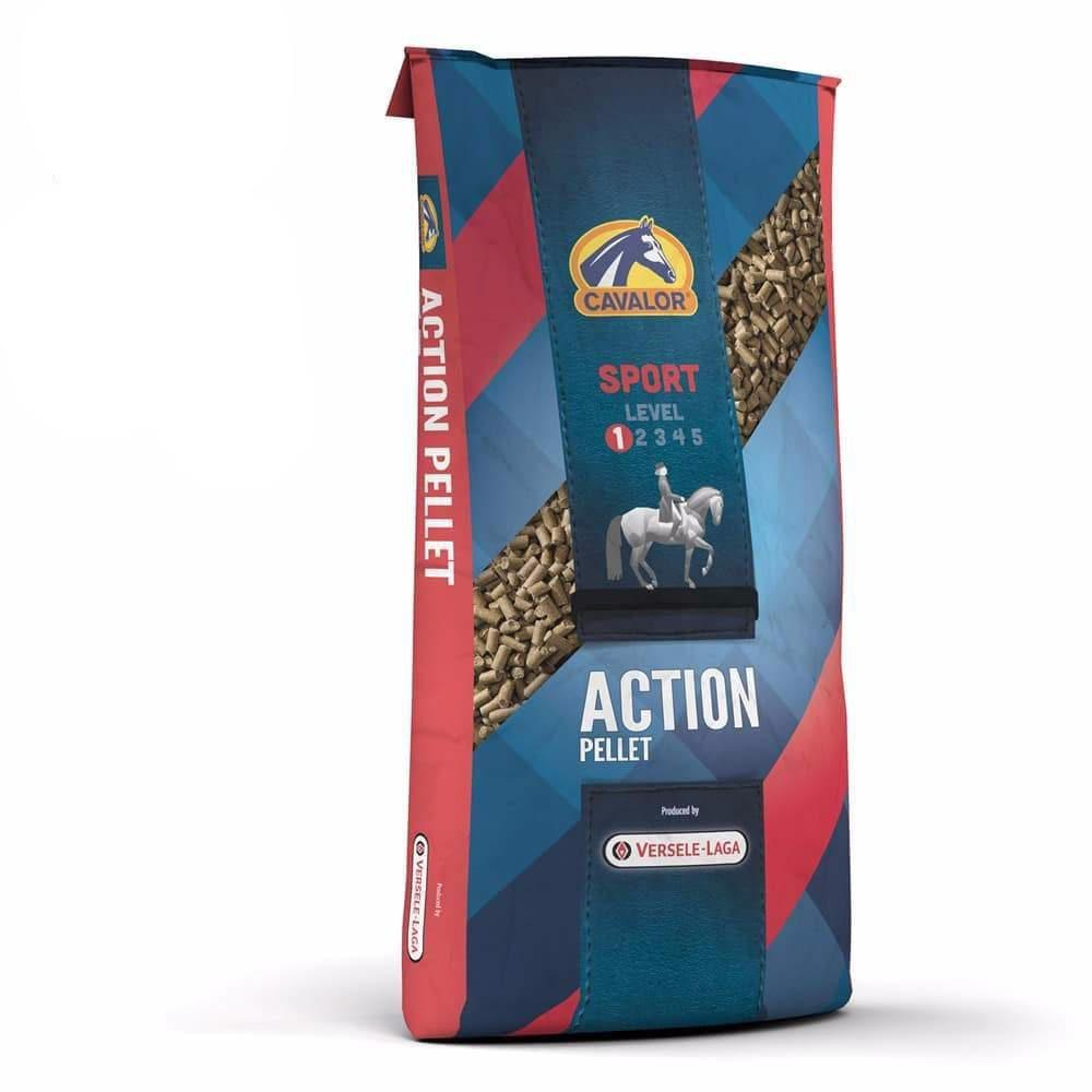 20 Kg Cavalor Action Pellet - Cavalor Direct