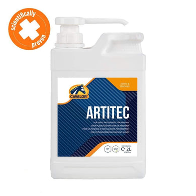 2000 ml Cavalor ArtiTec Equine Joint Supplement - Cavalor Direct
