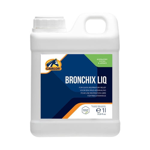 1000ml Cavalor Bronchix Liquid - Cavalor Direct
