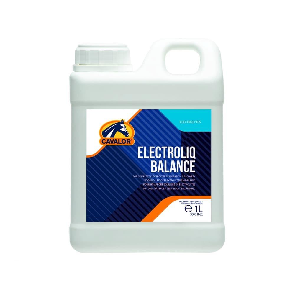 1000 ml / Liquid Cavalor Electroliq Balance - Cavalor Direct