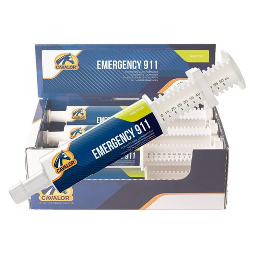 Syringe Cavalor Emergency 911 - Cavalor Direct