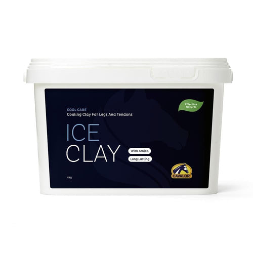 4 Kg Cavalor Ice Clay - Cavalor Direct