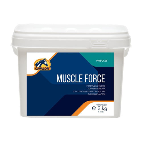 2 Kgs Cavalor Muscle Force - Cavalor Direct
