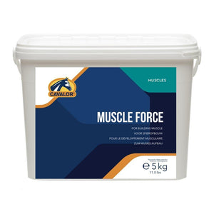 5 Kgs Cavalor Muscle Force - Cavalor Direct