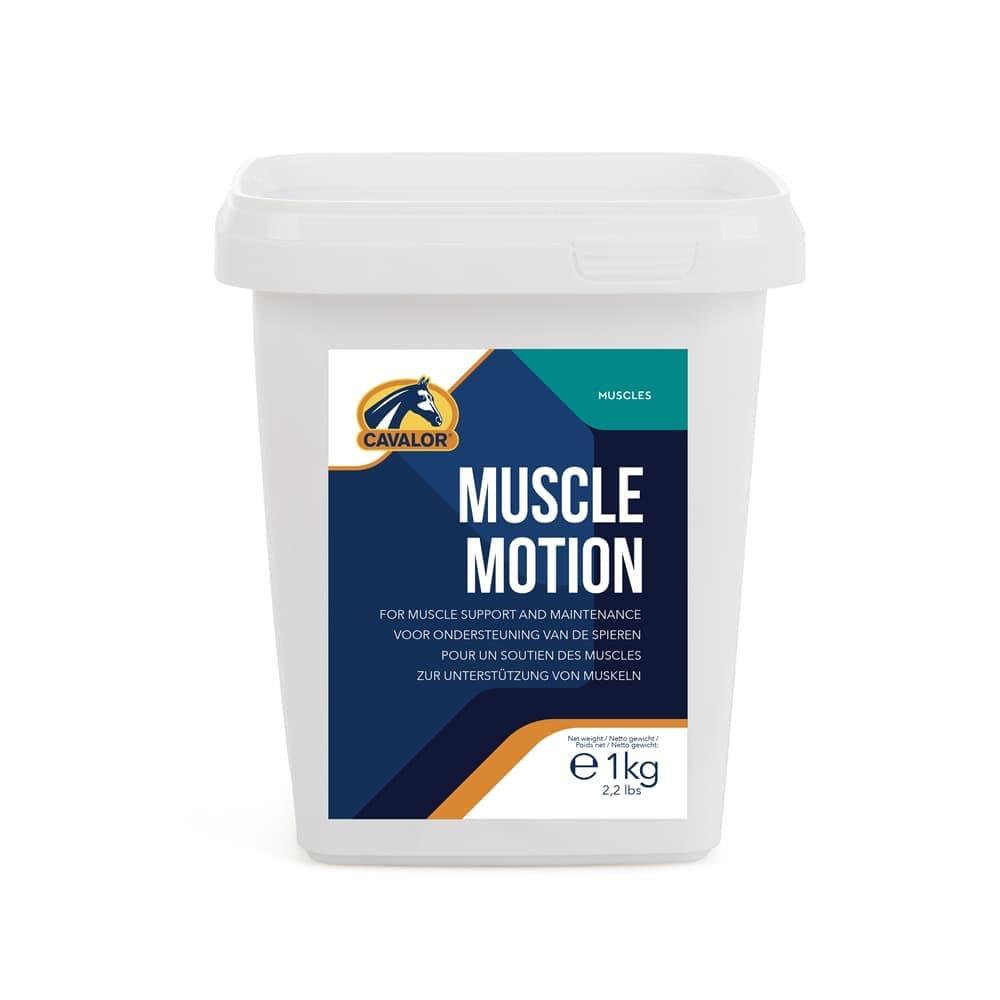 1 Kg Cavalor Muscle Motion - Cavalor Direct