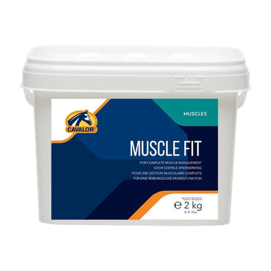 2 Kgs Cavalor Muscle Fit - Cavalor Direct