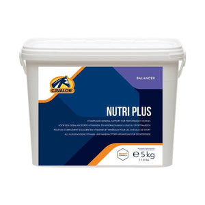 5 Kg Cavalor Nutri Plus - Cavalor Direct