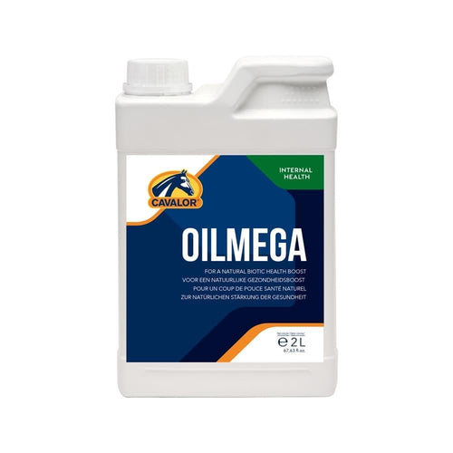 2000 ml Cavalor OilMega - Cavalor Direct