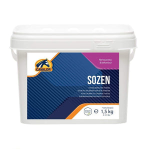 1.5 kg Cavalor SoZen - Cavalor Direct