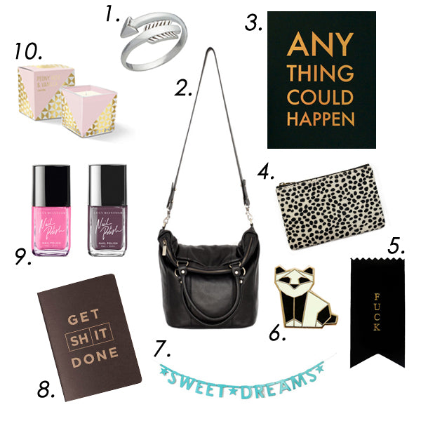 MFP Gift Guide: 21st birthday – Madame Fancy Pants