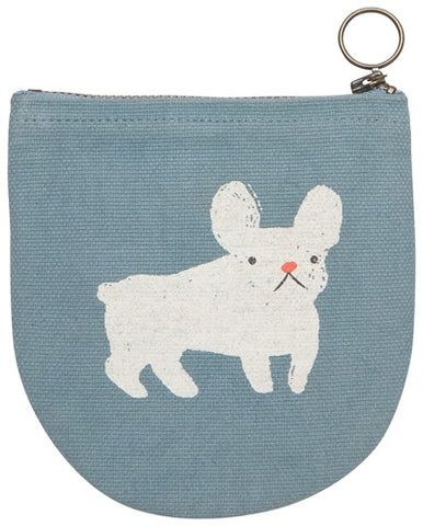 Half Moon Pouch - Frenchie