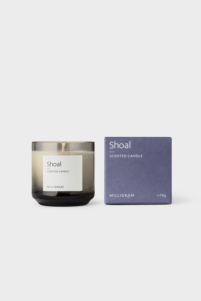 Scented Travel Candle - Shoal