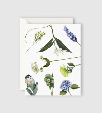 Botanicals Card
