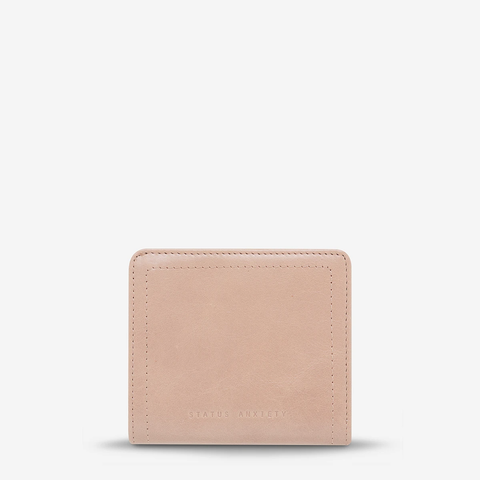In Another Life Wallet - Dusty Pink