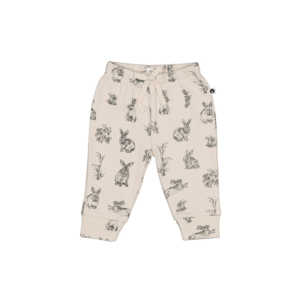 Essentials Fleece Pants - Almond Burrowers