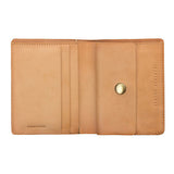 Jessie Mens Wallet - Natural