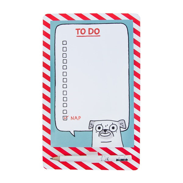 Magnetic To Do List Pad