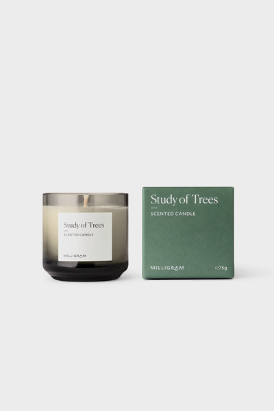 Scented Travel Candle - Study Of Trees