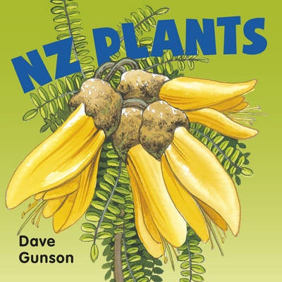 NZ Plants Board Book