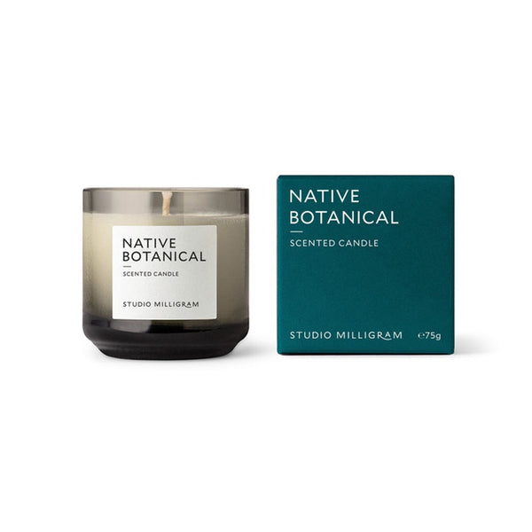 Scented travel Candle - Native Botanical
