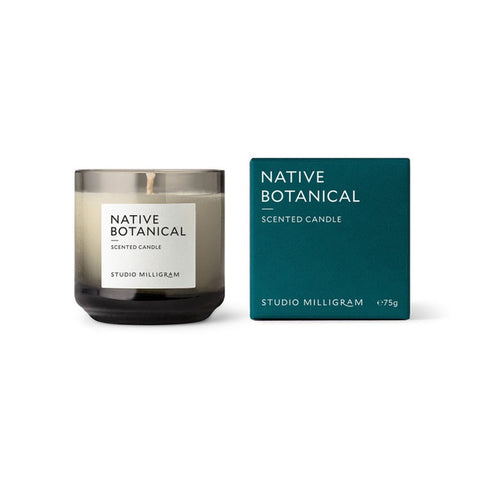 Mini Scented Candle - Native Botanical