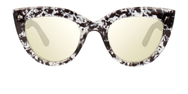 Double Take Sunglasses - Black/Grey Tort