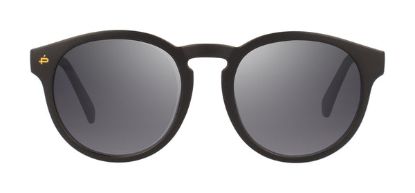 St. Johns Sunglasses - Matte Black