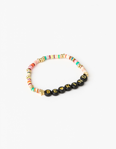 Be Kind Beaded Bracelet