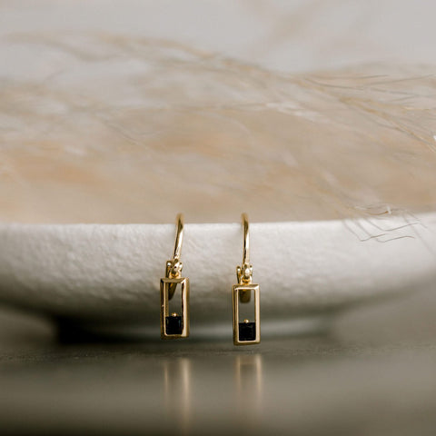 Realm Earrings - Gold