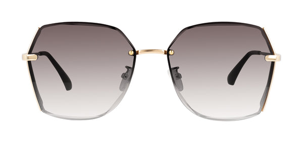 East Coast Sunglasses – Cabernet/Gold